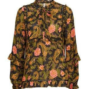 Spell & The Gypsy Collective Tops - Spell Etienne Blouse